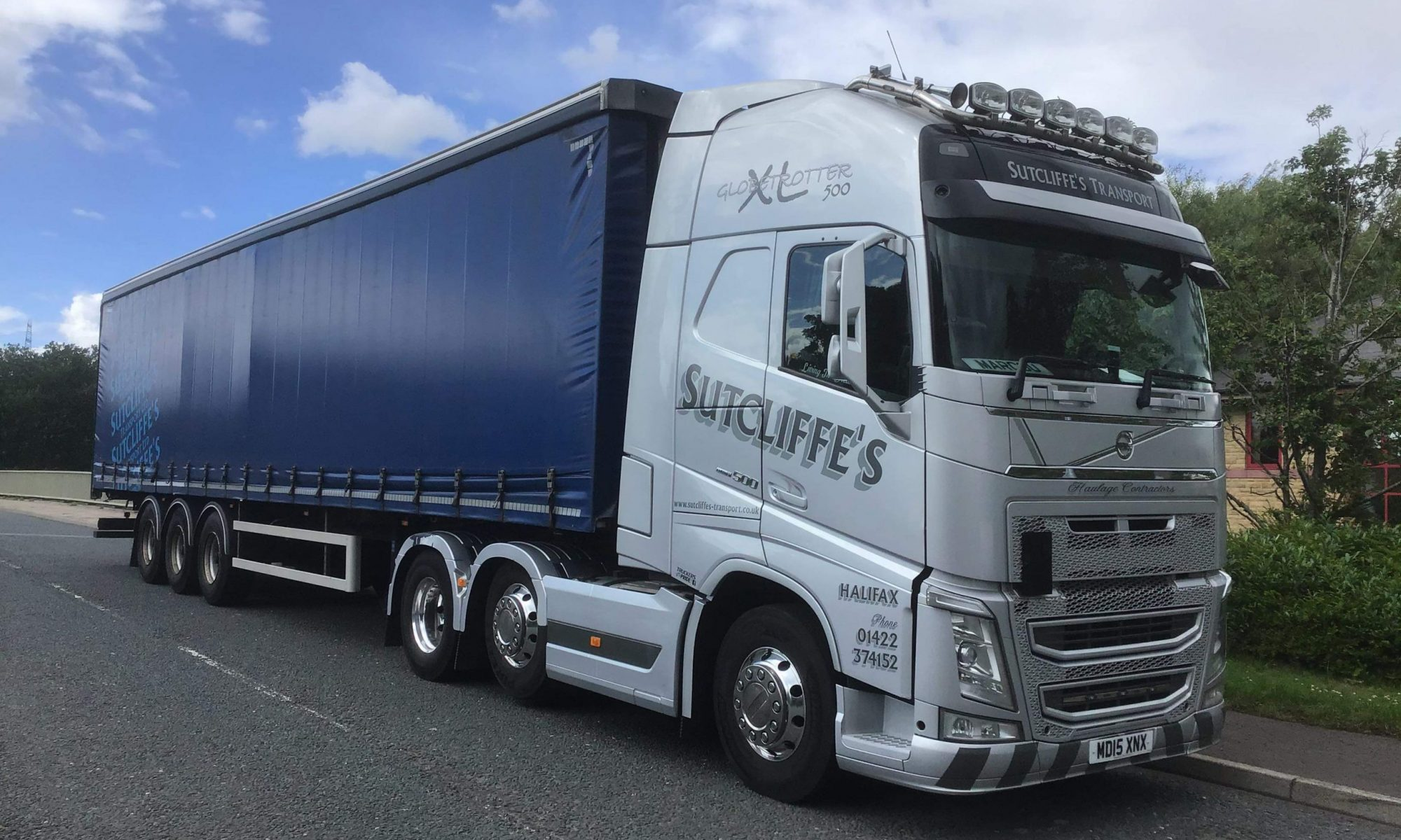 Sutcliffe's Transport Ltd